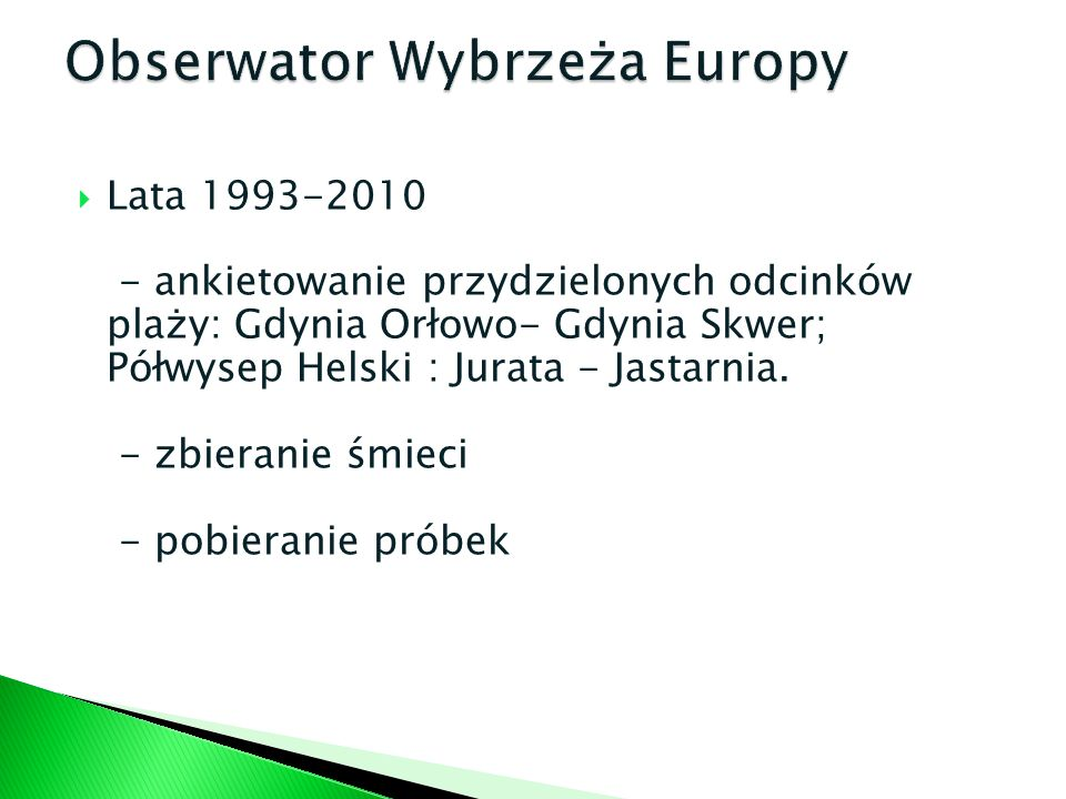 Obserwator Wybrzeża Europy