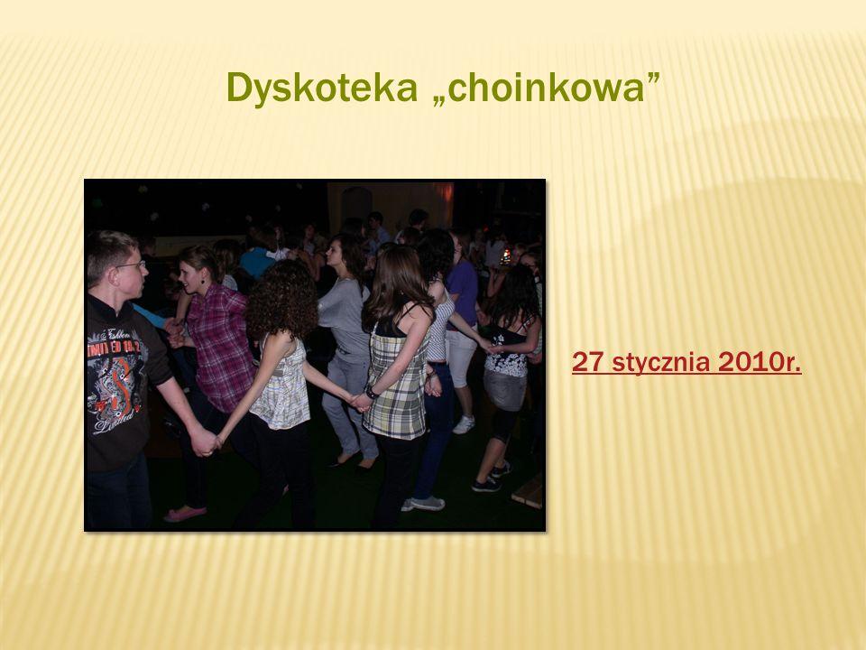 """Dyskoteka """"choinkowa"""