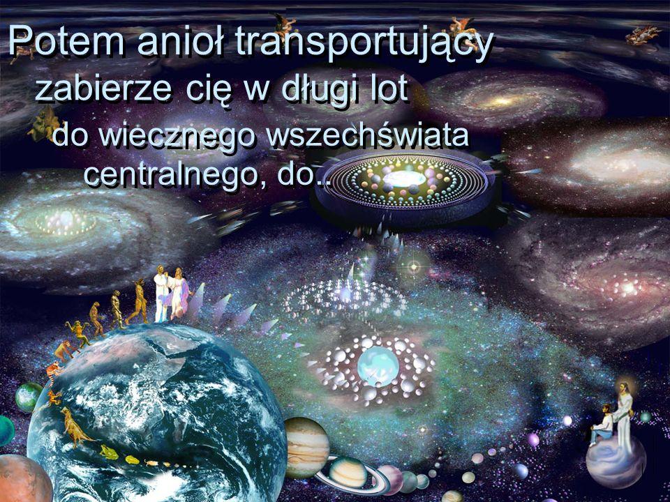 Potem anioł transportujący