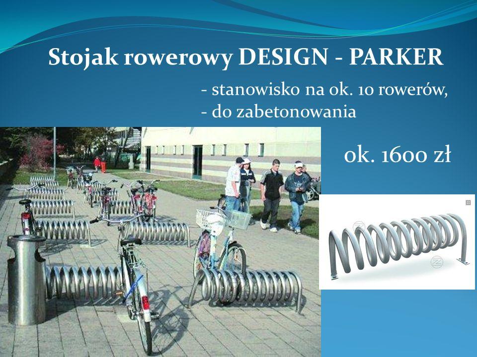 Stojak rowerowy DESIGN - PARKER