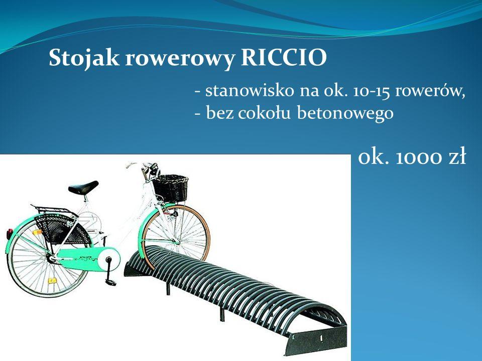 Stojak rowerowy RICCIO