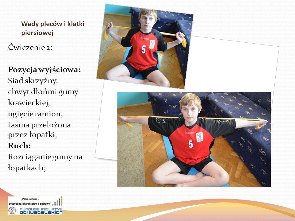 Wady pleców i klatki piersiowej