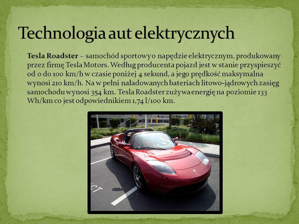 Technologia aut elektrycznych
