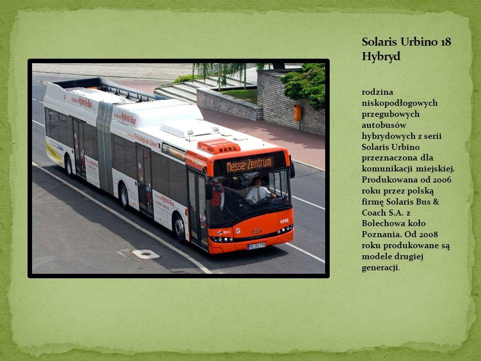 Solaris Urbino 18 Hybryd