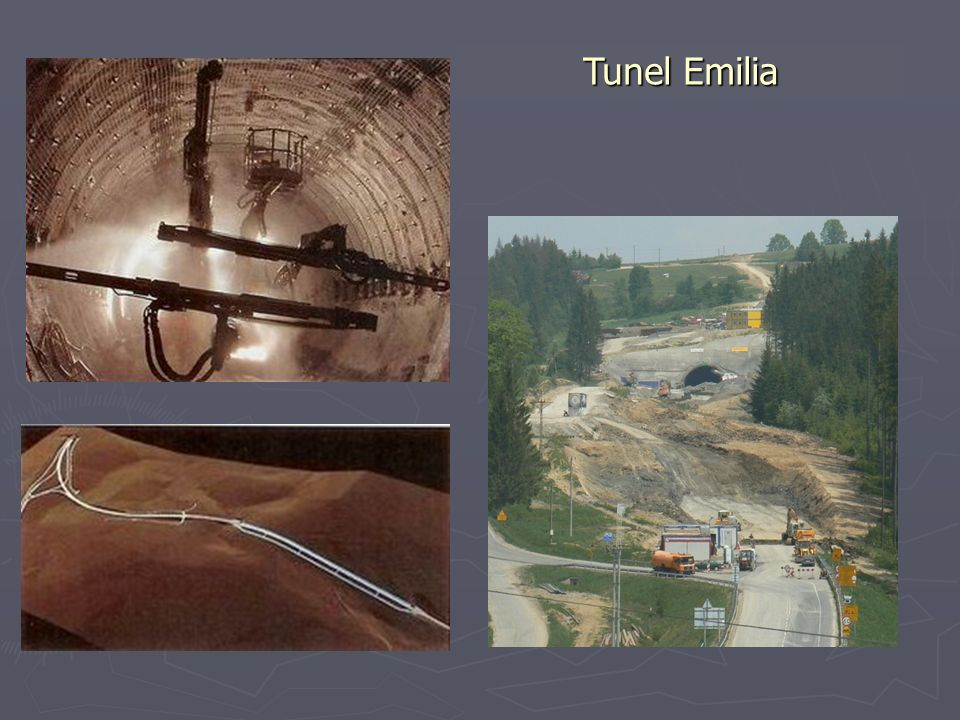 Tunel Emilia