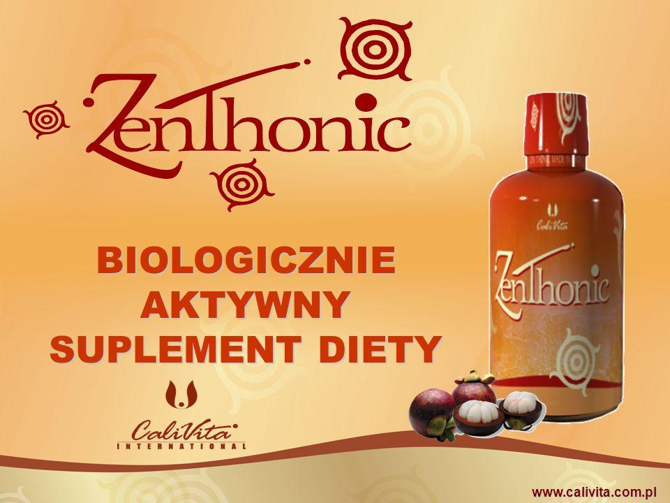 BIOLOGICZNIE AKTYWNY SUPLEMENT DIETY
