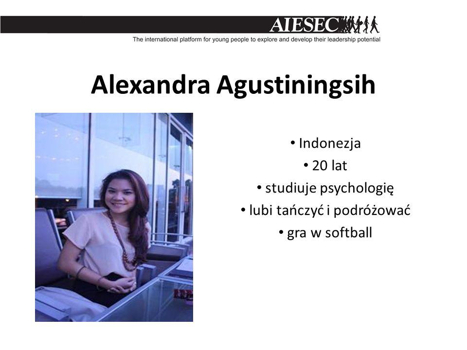 Alexandra Agustiningsih
