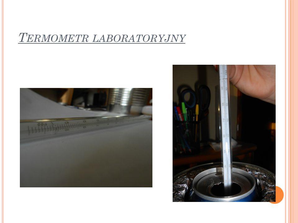 Termometr laboratoryjny