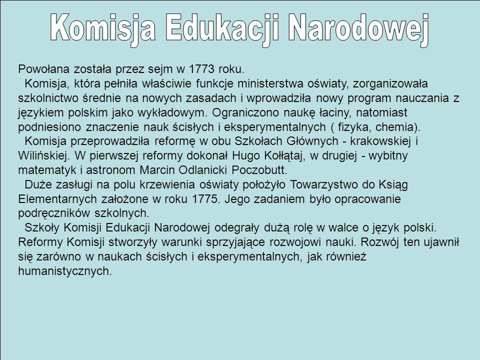 Komisja Edukacji Narodowej
