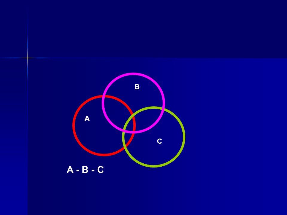B A C A - B - C
