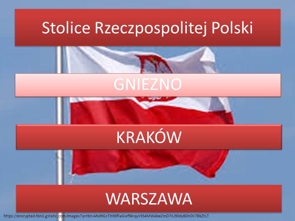 Stolice Rzeczpospolitej Polski