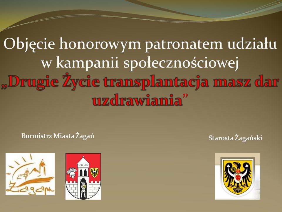 Burmistrz Miasta Żagań