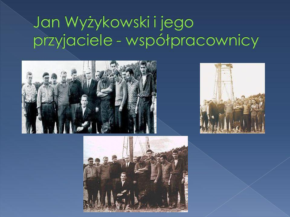 Jan Wyżykowski i jego przyjaciele - współpracownicy