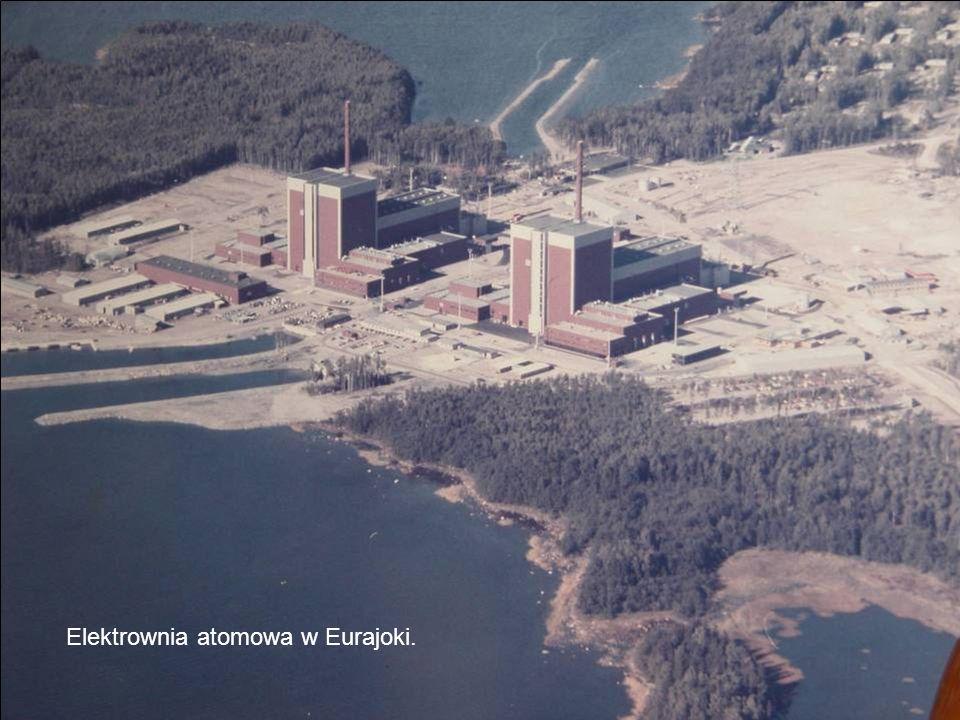 Elektrownia atomowa w Eurajoki.