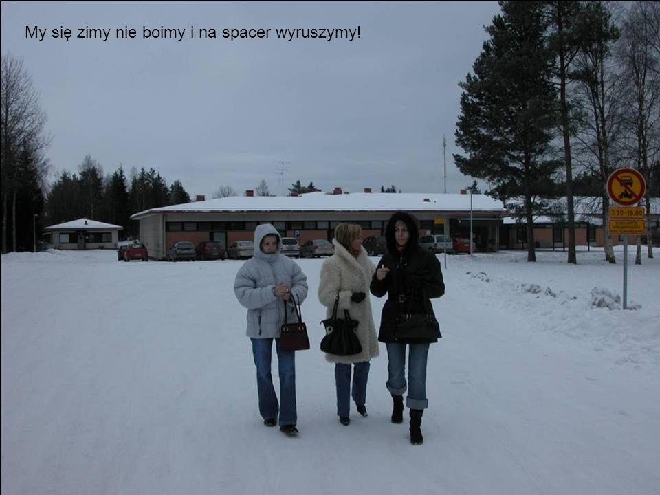 My się zimy nie boimy i na spacer wyruszymy!