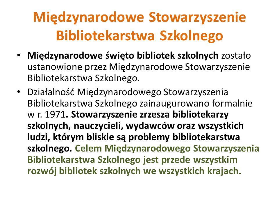 Międzynarodowe Stowarzyszenie Bibliotekarstwa Szkolnego