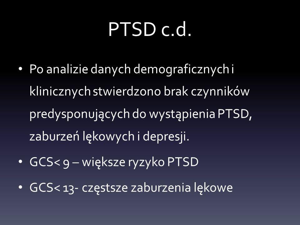 PTSD c.d.