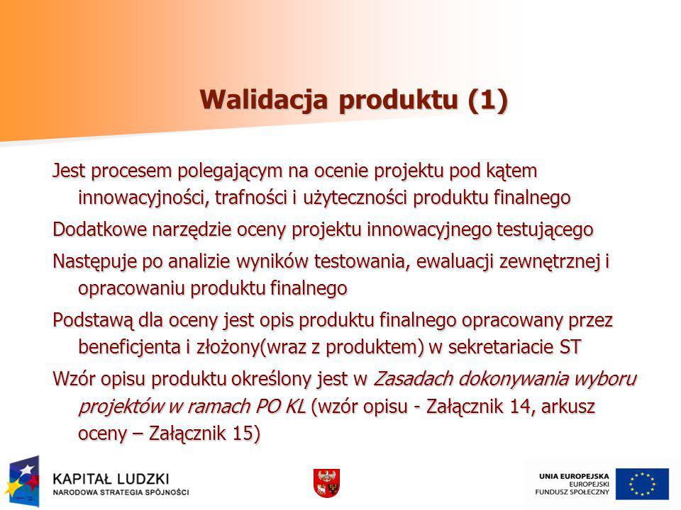 Walidacja produktu (1)