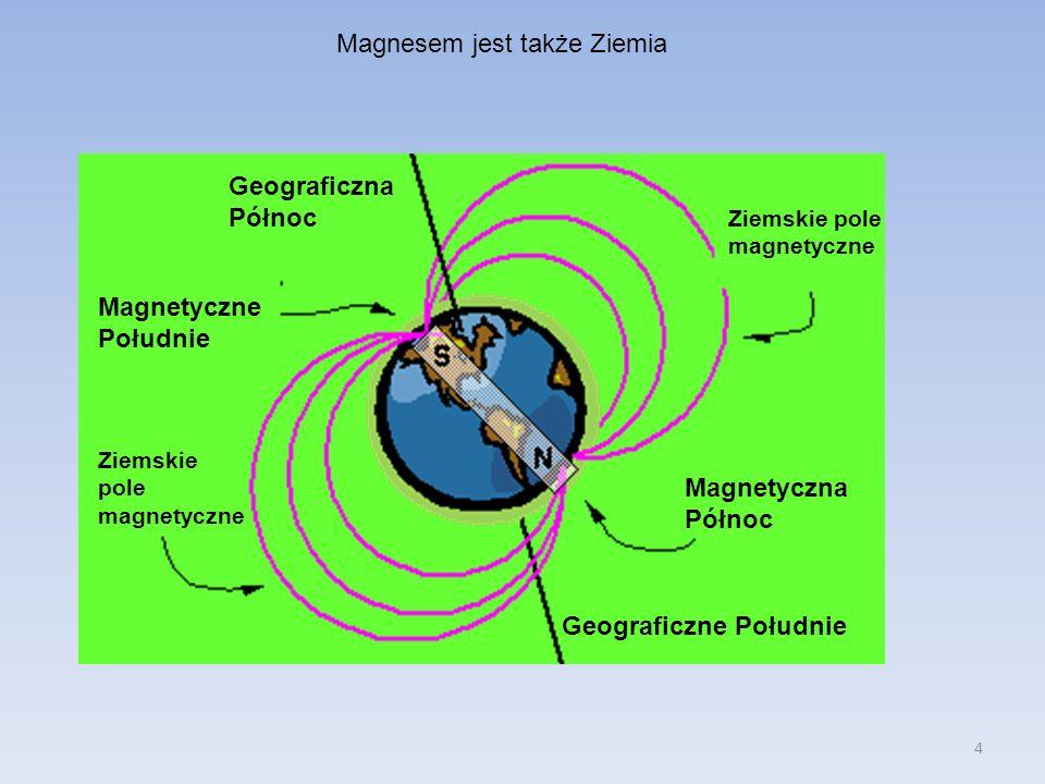 Magnesem jest także Ziemia