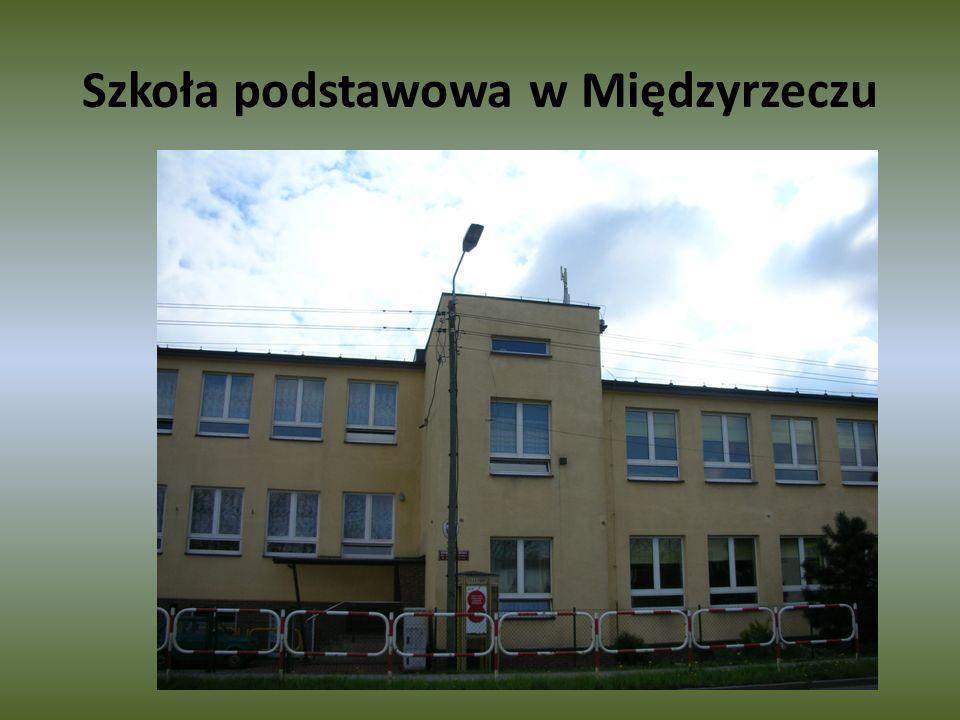 Szkoła podstawowa w Międzyrzeczu