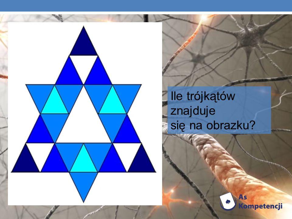 Ile trójkątów znajduje