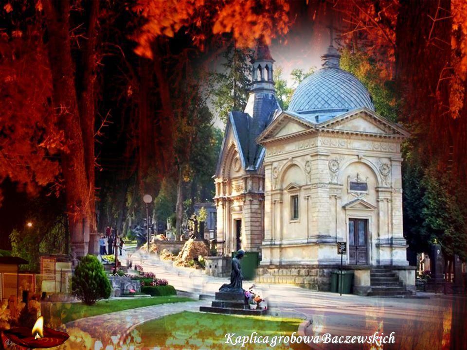Kaplica grobowa Baczewskich