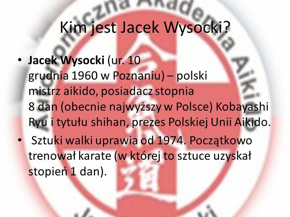 Kim jest Jacek Wysocki