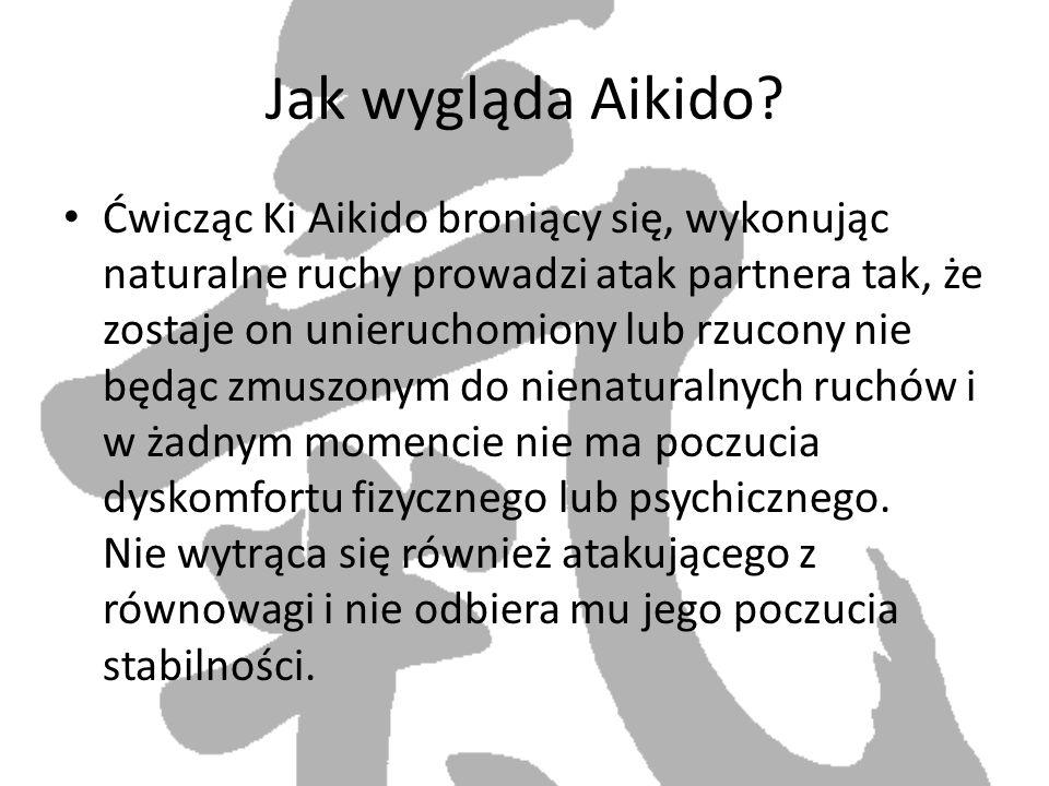 Jak wygląda Aikido