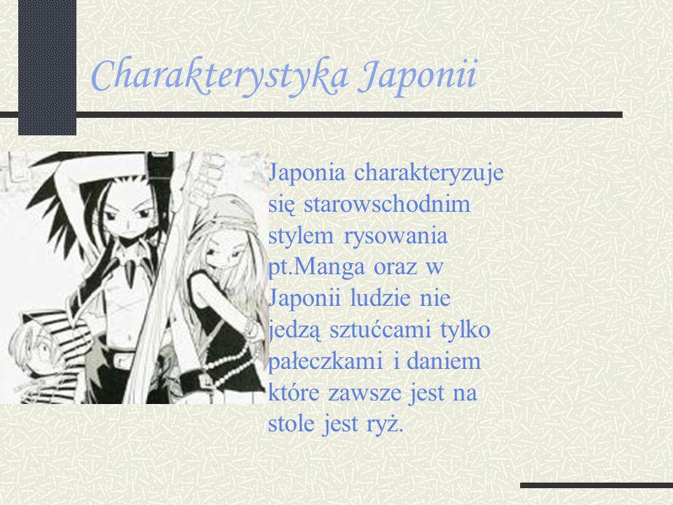 Charakterystyka Japonii