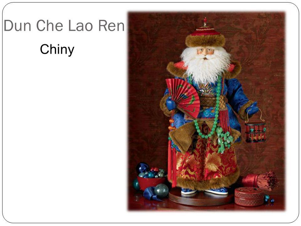 Dun Che Lao Ren Chiny
