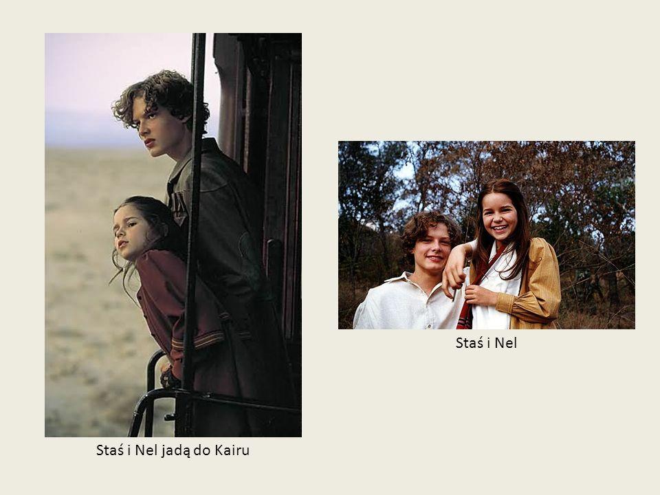 Staś i Nel jadą do Kairu Staś i Nel