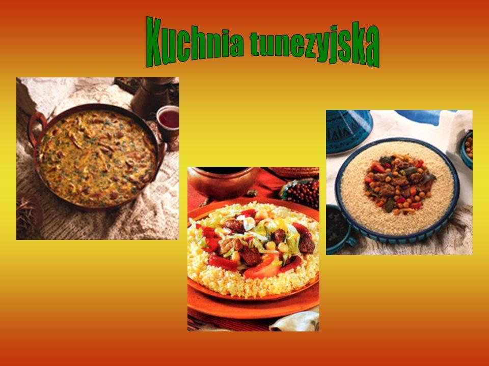 Kuchnia tunezyjska