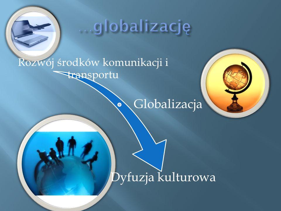 Rozwój środków komunikacji i transportu