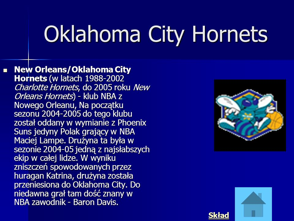 Oklahoma City Hornets