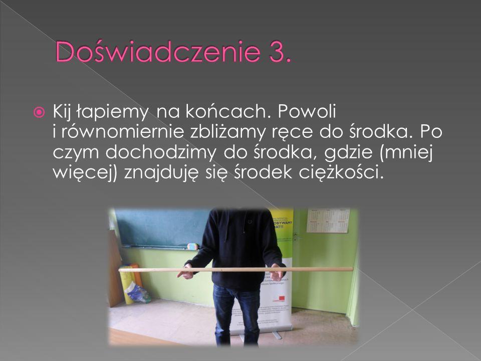Doświadczenie 3.