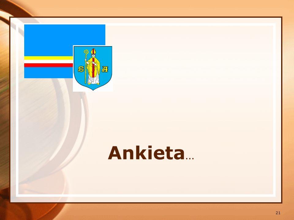 Ankieta…