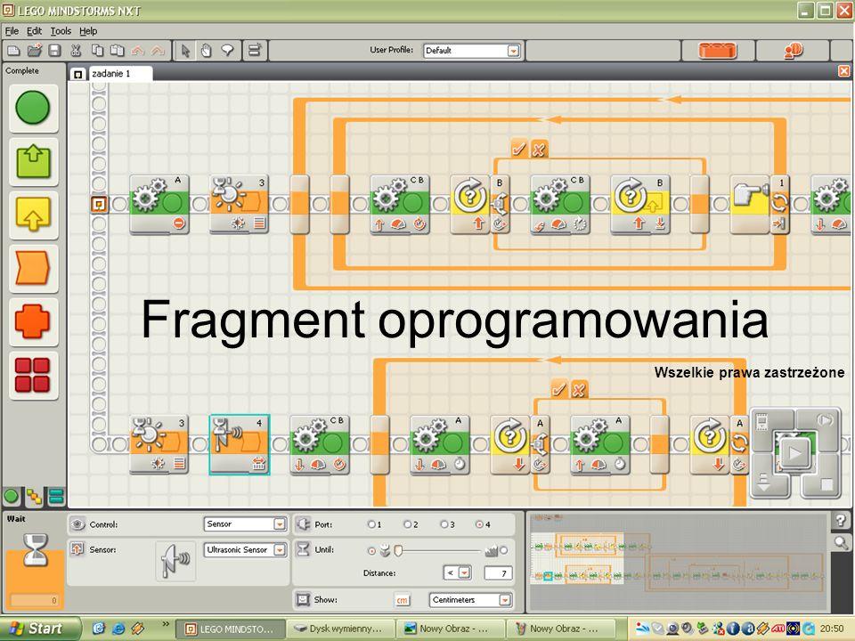 Fragment oprogramowania