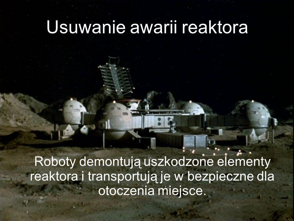 Usuwanie awarii reaktora