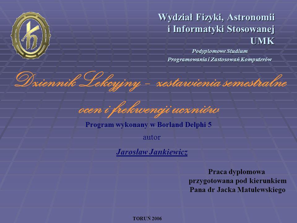 Wydział Fizyki, Astronomii i Informatyki Stosowanej UMK