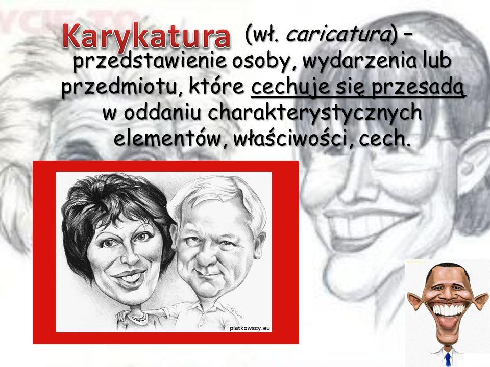 Karykatura