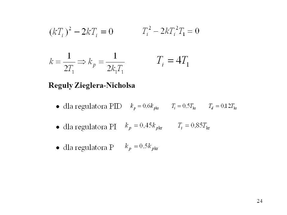 Reguły Zieglera-Nicholsa