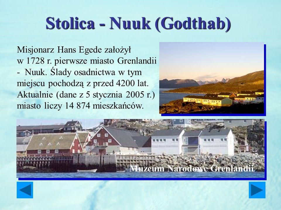 Stolica - Nuuk (Godthab)