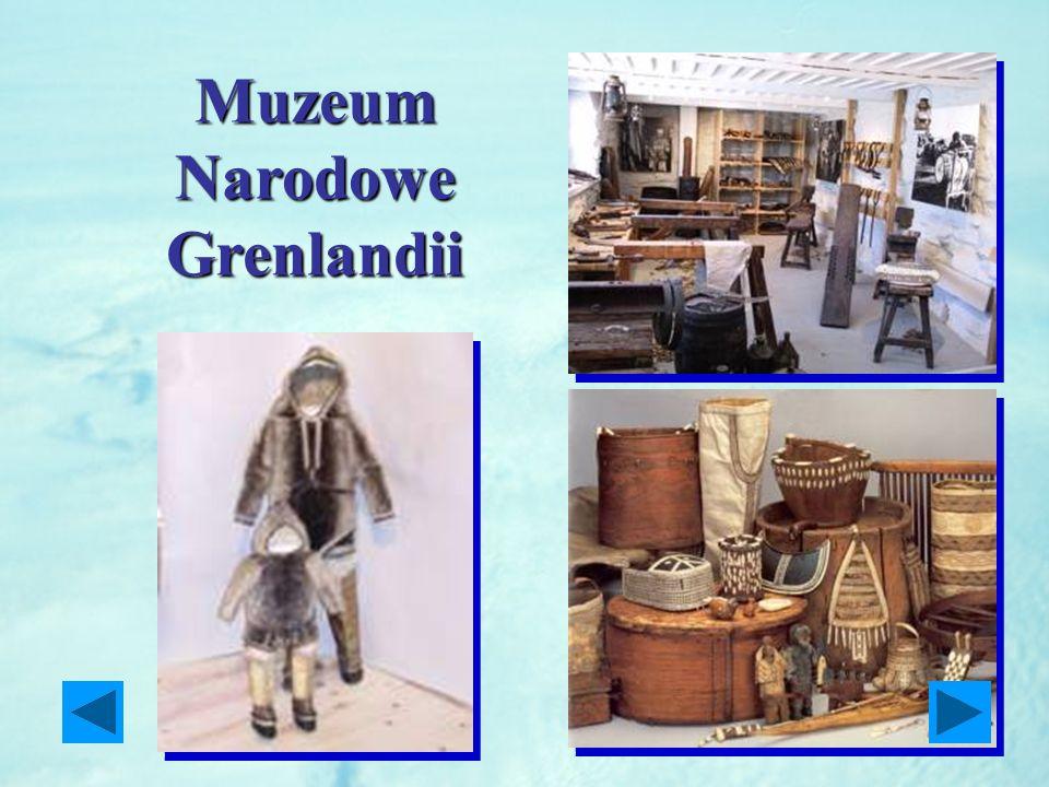 Muzeum Narodowe Grenlandii