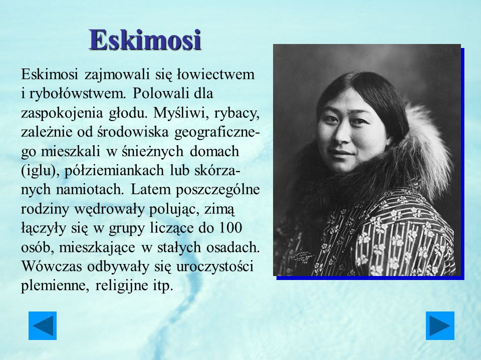 Eskimosi