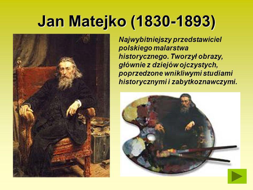 Jan Matejko (1830-1893)