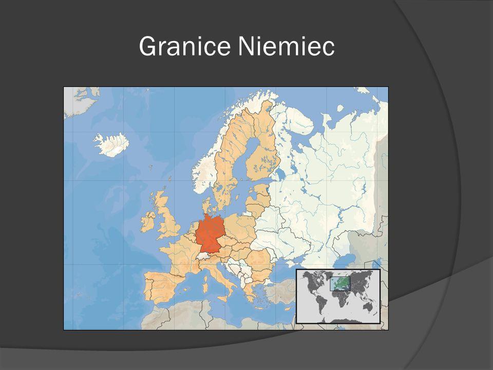 Granice Niemiec