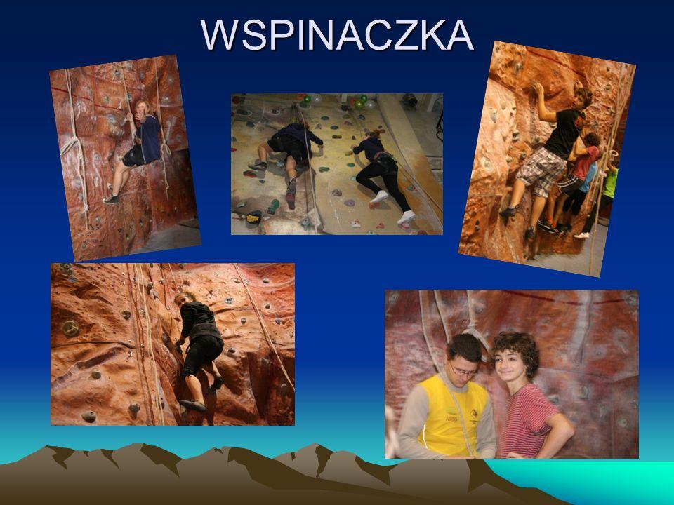 WSPINACZKA