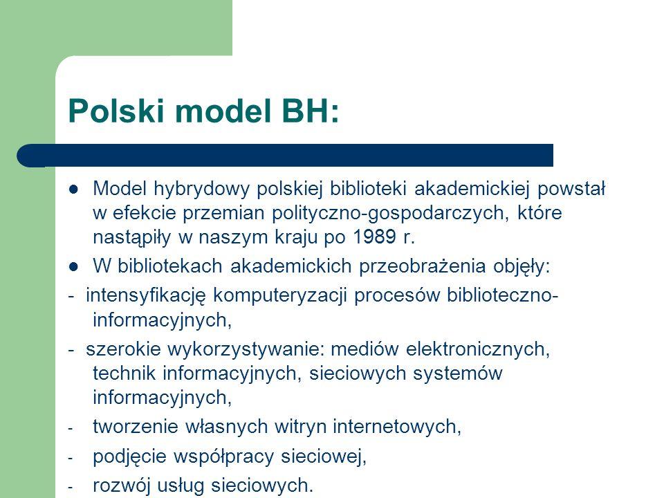 Polski model BH: