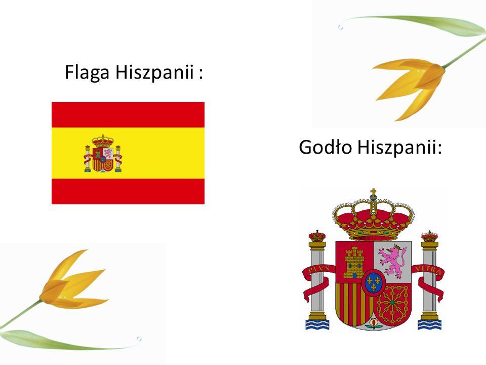 Flaga Hiszpanii : Godło Hiszpanii: