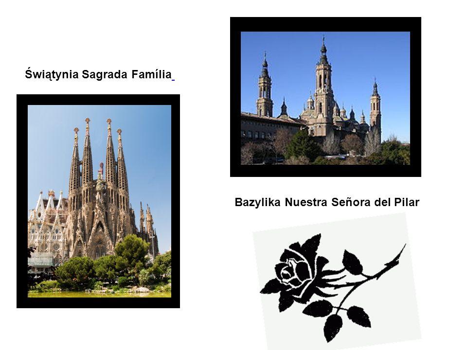 Świątynia Sagrada Família